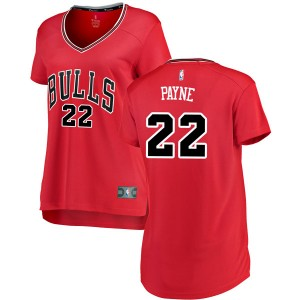 Fanatics Branded Chicago Bulls Swingman Red Cameron Payne Jersey - Icon Edition - Women's